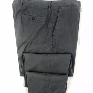 Ermenegildo Zegna Sport Gray Cotton Pant Size 42